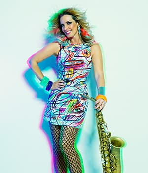 Candy Dulfer met Band