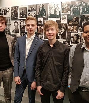 Sergio Abdoelrahman Quartet