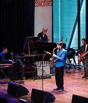 Tadjiro Velzel Quartet