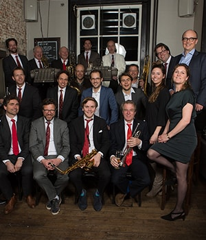 Red Hot 100 Big Band